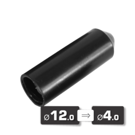 Heat Shrink End Cap 12mm