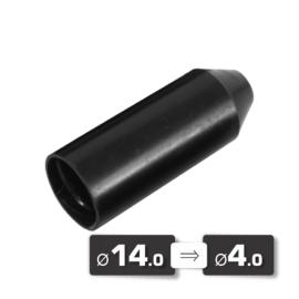 Heat Shrink End Cap 14mm
