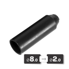 8mm Heat Shrink Cap