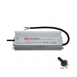 Mean Well HLG-320H Series LED Driver