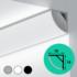LED Profile – Corner   Round