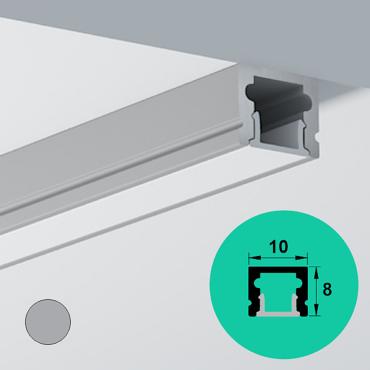 LED Profile – Surface | Micro | Shallow