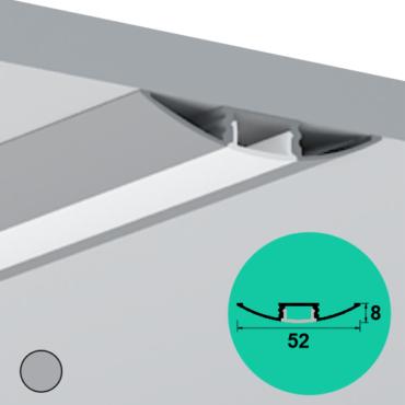LED Profile – Surface | Dome
