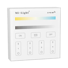 LED CCT Wireless Wallplate