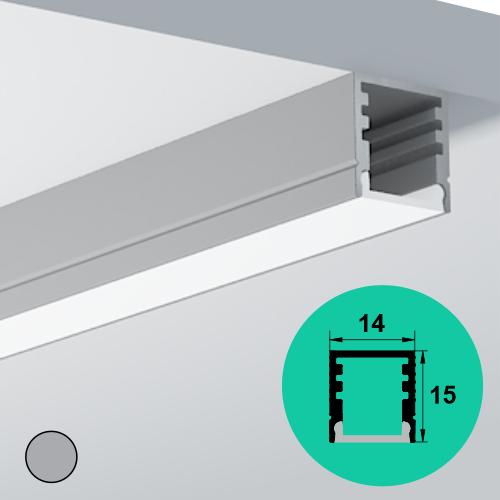 LED Profile – Surface | Mini | Deep