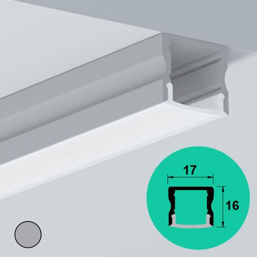 LED Profile – Surface | Medium | Deep