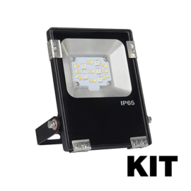 Smart LED Flood Light RGB+CCT 10W KIT