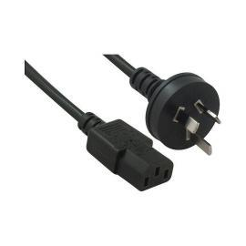 IEC Mains Power Lead 0.5m