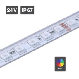LED Strip light RGB IP67