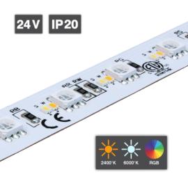 LED Strip light RGB+CCT IP20