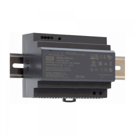 Mean Well HDR-150 Series DIN Rail Power Supply