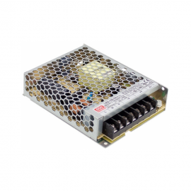 Mean Well LRS-100 Series Enclosed Power Supply