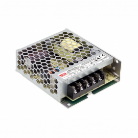 Mean Well LRS-50 Series Enclosed Power Supply