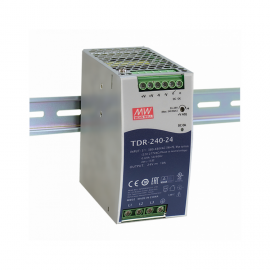 Mean Well TDR-240 Series DIN Rail Power Supply