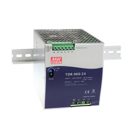 Mean Well TDR-960 Series DIN Rail Power Supply