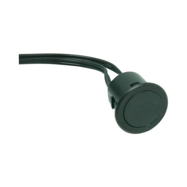 LED touch dimmer switch black