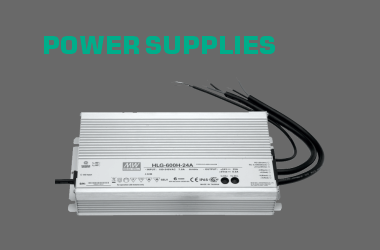 Mean Well Power Supplies & LED Drivers