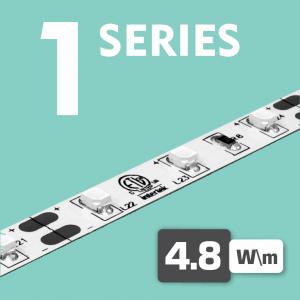 Series 1 | 4.8W - 60LEDs /m