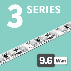 Series 3 | 9.6W - 120LEDs /m