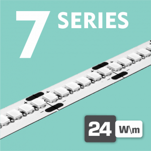 Series 7 | 24W - 240LEDs /m