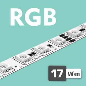 RGB | 17W - 84LEDs /m