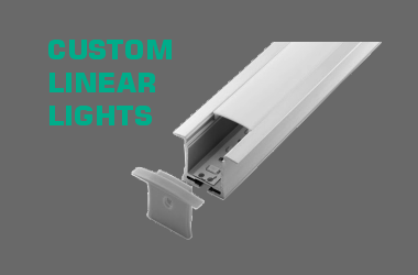 Custom LED Linear Lights