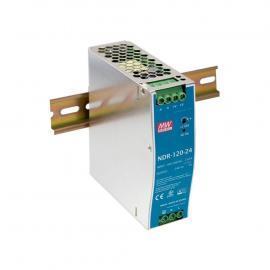 NDR-120 Series DIN Rail Power Supply