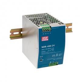 NDR-480 Series DIN Rail Power Supply