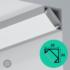 LED Profile – Corner   Large