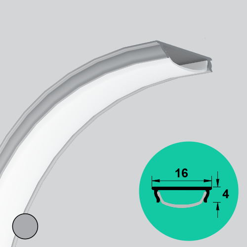 LED Profile – Bendable
