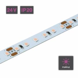 Flexible LED Strip Light Purple 24V IP20