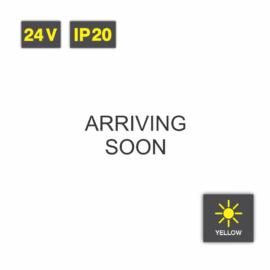Flexible LED Strip Light Yellow 14.4W/m 24V IP20