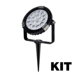 Garden Light 9W Kit