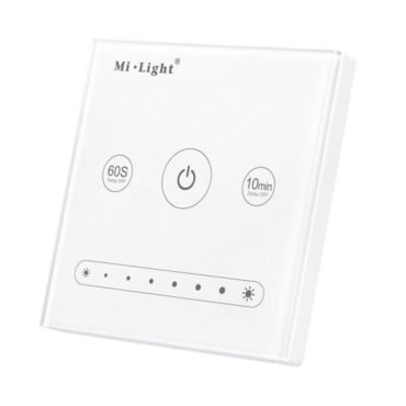 0~10V Dimmer Wallplate
