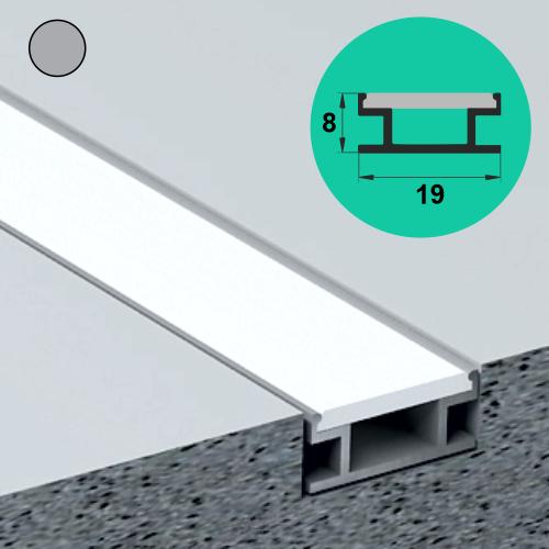 Floor LED Aluminium Profile