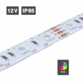 RGB LED Strip Light 12V IP65