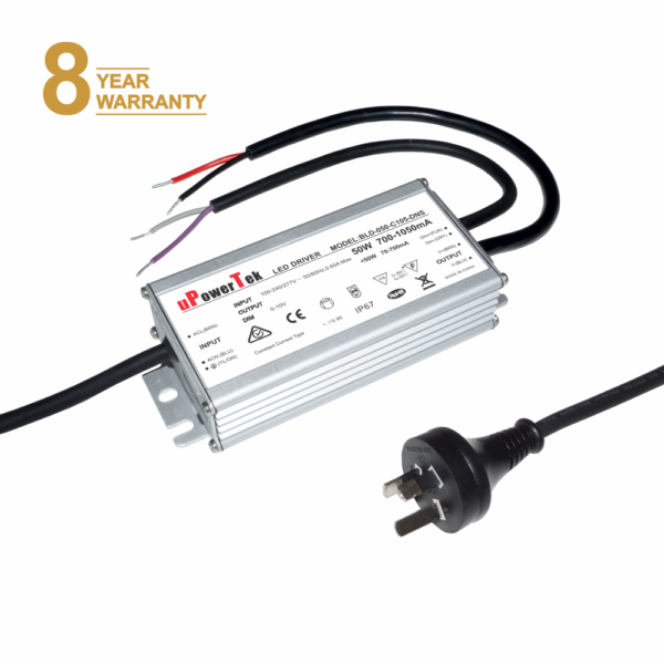 50W 700~1050mA Constant Current LED Driver