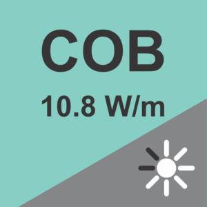 COB 10.8W/m